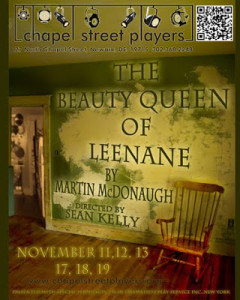(DEArtsInfo) Chapel Street Players present Beauty Queen of Leenane