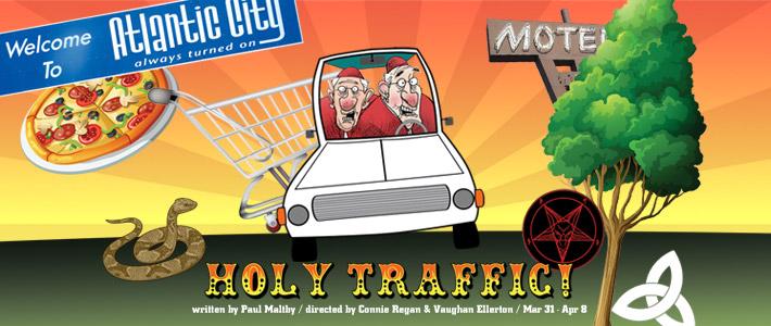 Holy Traffic!