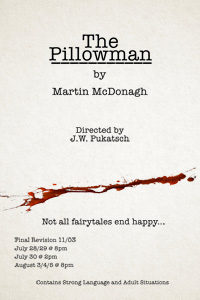Audition :: The Pillowman