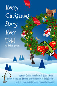 Every Christmas story ever told (and then some!)