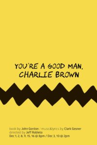 Audition :: You're a Good Man, Charlie Brown