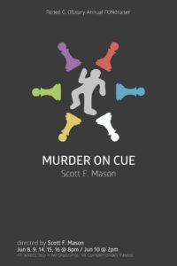 Audition :: Murder On Cue