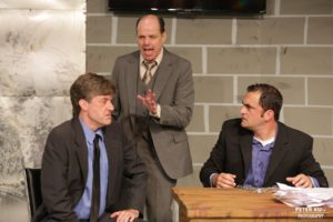 "(DEArtsInfo) Chapel Street Tells a Dark Tale in ""The Pillowman"""