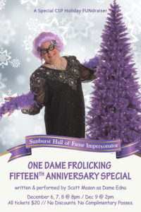 One Dame Frolicking Fifteenth Anniversary Special