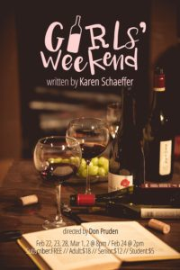 Audition :: Girls' Weekend