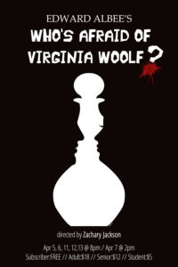 Audition :: Who's Afraid of Virginia  Woolf?