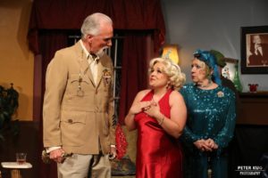 (Submitted Review) Murder On Cue is a well-paced, comedic nod to community theater and mysteries and Clue!