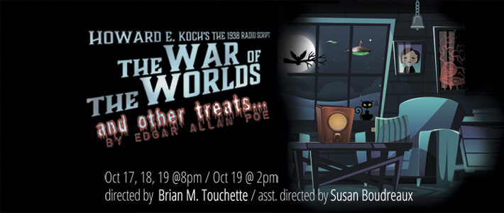 The War of The Worlds and Other Treats...