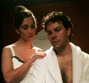 (StageMagazine) CAT ON A HOT TIN ROOF Springs To Life At Chapel Street Players