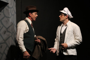 (DETheaterSpotlight) The 39 Steps at The Chapel Street Players