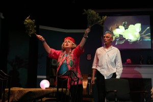 (StageMagazine) BLITHE SPIRIT at Chapel Street Players: Such Harmonious Madness!