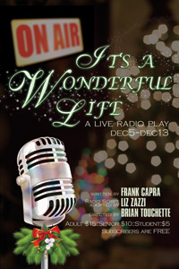 Audition :: It's a Wonderful Life- A Live Radio Play