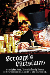 Audition :: Scrooge's Christmas