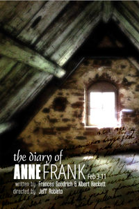 Audition :: The Diary of Anne Frank