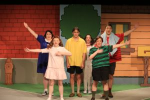 (NewsJournal) Chapel Street's 'Charlie Brown' is holiday delight