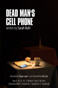 Audition :: Dead Man's Cell Phone