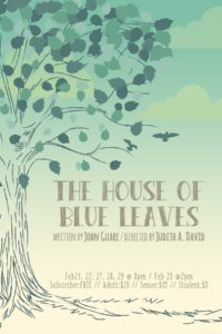 Audition :: The House of Blue Leaves