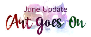 Art Goes On :: June Update